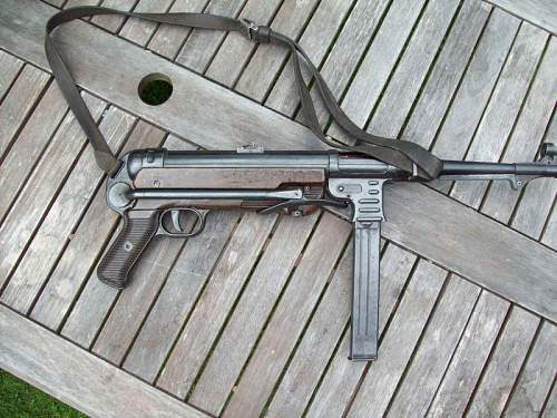 My MP40 Sling Ring right side