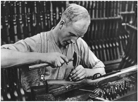 Mauser Factory  Pictures