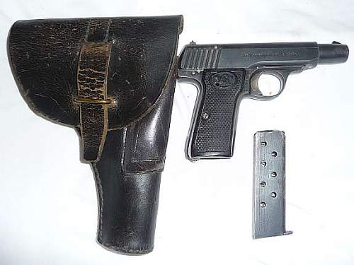 Walther pistol ?? need help