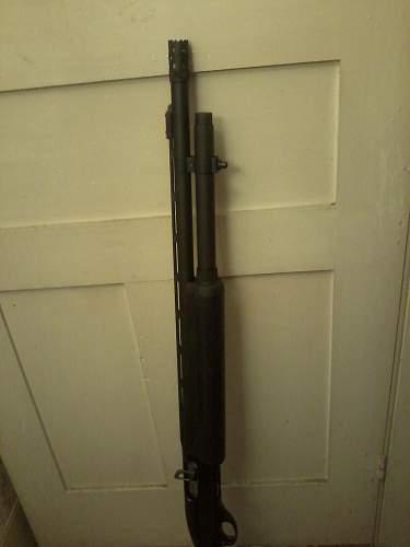 Got a new shotgun!