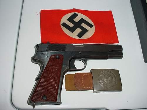 German Radom ,buckle&armband