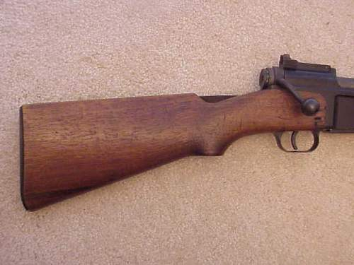 My new French Mystery MAS 36 rifle