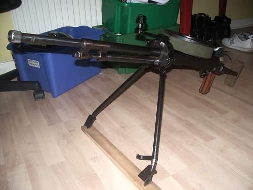 DT Light Machine Gun