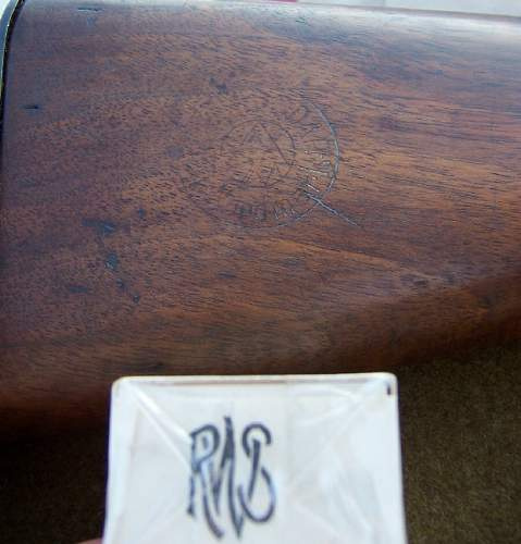 BSW Model 625C .22 Cal. for the SA