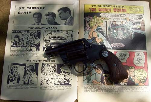 Colt Cobra and the TV 'Private Eyes'