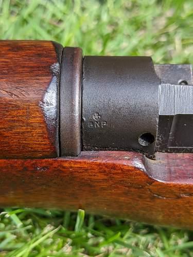 Enfield Savage No.4 Mk.1*