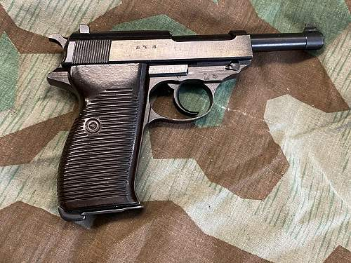 Another P38 thread