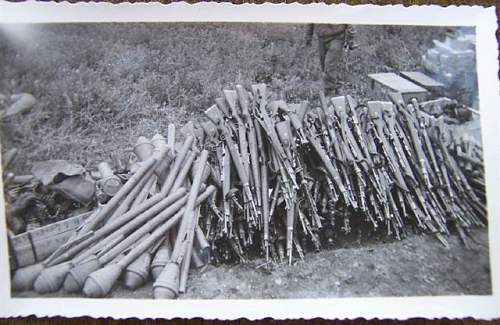 Italian Carcano rifles used by the Germans?,