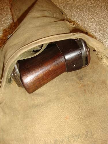 Different M1A1 Carbine Carry Case