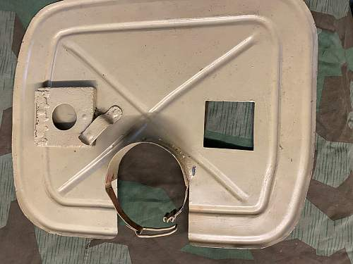 Panzerschrek Shield - fake or real?