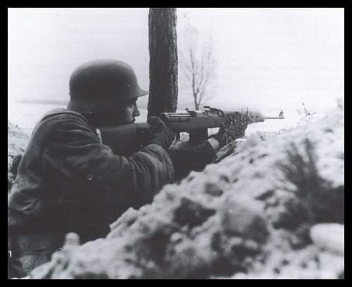 duv 44 G-43 Rifle