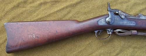 US Model 1888 Rifle