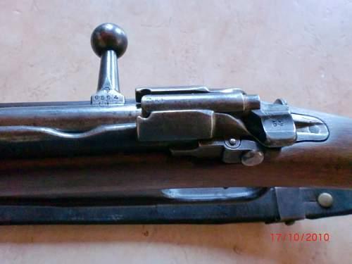 Small gun collection