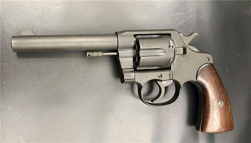 Colt New Service .45 Colt Army Model of 1909