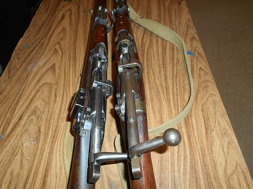 Aussie SMLE sporter retro fully wooded project