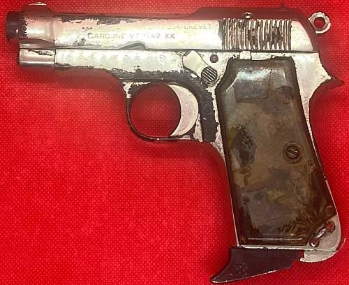 Beretta M1934 Pistol Bring Back