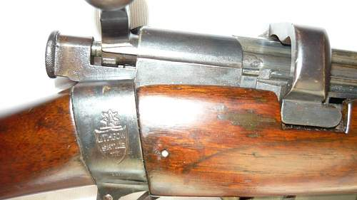 Lithgow SMLE No.III 1917