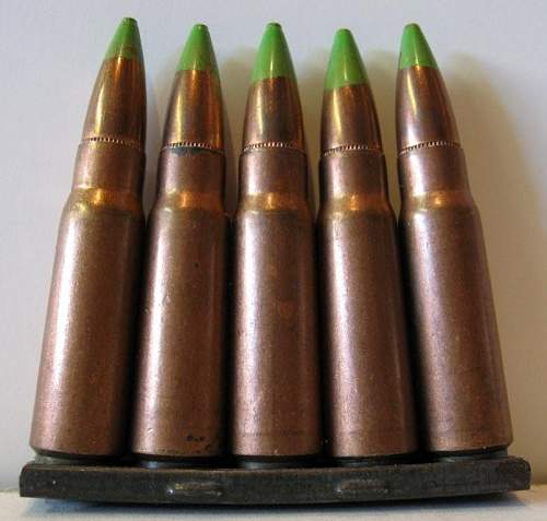 Chinese 7.62x39 Tracer Ammo