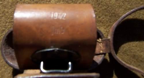 98k Rear Sight cover/protectors