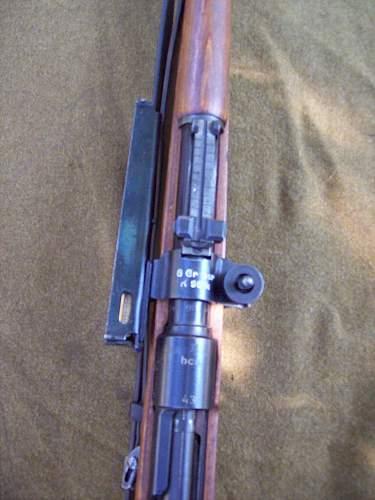 98k Grenade Launchers