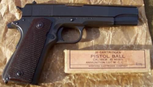Colt 1911a1