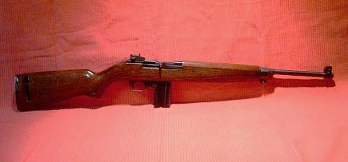 Click image for larger version.  Name:M1 carbine.jpg Views:285 Size:44.5 KB ID:16643