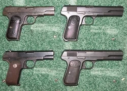 John Moses Browning and his gun
