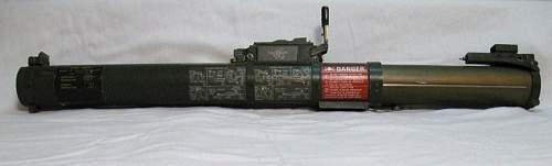 66mm M72 Rocket Launcher