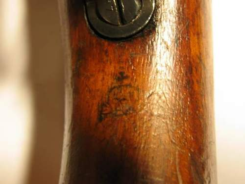 Deaktivated SS mauser =(