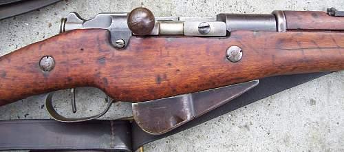 BERTIER  MAS model 1934