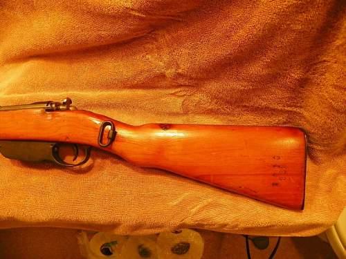 My New steyer M95