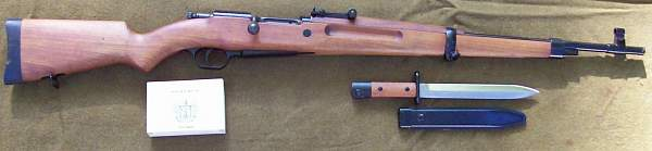 The Last 'Military Bolt Action' Rifle