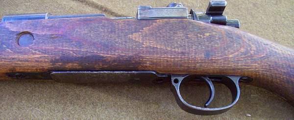 Semi-Kriegs 98k