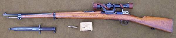 Swedish Sniper Rifle