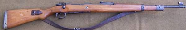 Late War bnz45 98k