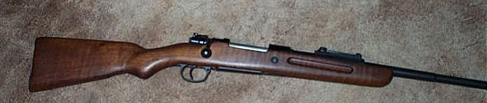 Need Help m98 mauser