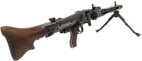 My new MG42