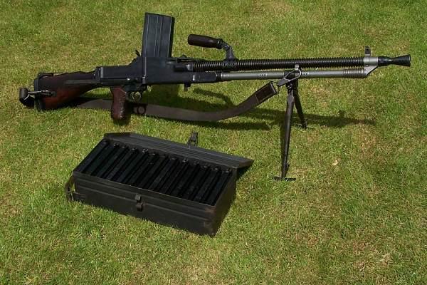 Czech Weapons in WW2