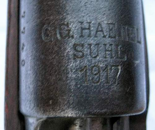 German G98