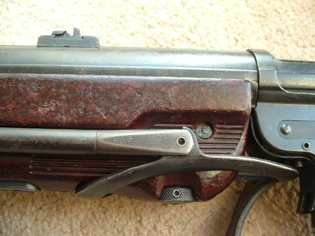 Mp40 Bakelite Parts