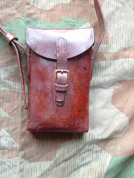 MP34 Tool/cleaning pouch