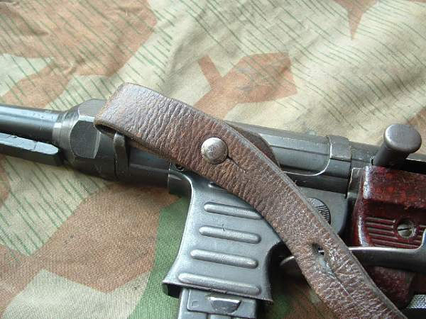 Opinions on MP40 Sling