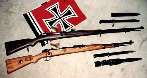 Click image for larger version.  Name:German Mauser G98 1916 & Kar 98k 1939-1.JPG Views:7588 Size:63.6 KB ID:193254
