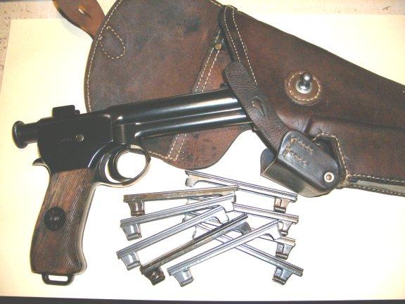 Roth Steyr Model 1907 Pistol