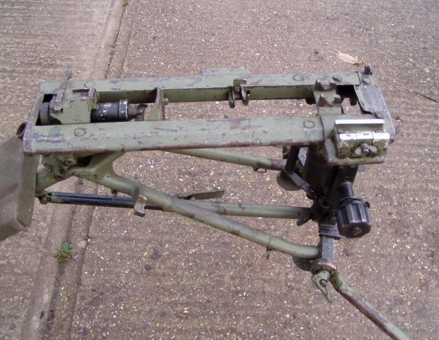 Yugoslavian Lafette M53 MG42 Machine Gun Mount For Sale at ...