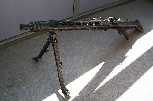 MG42 relic