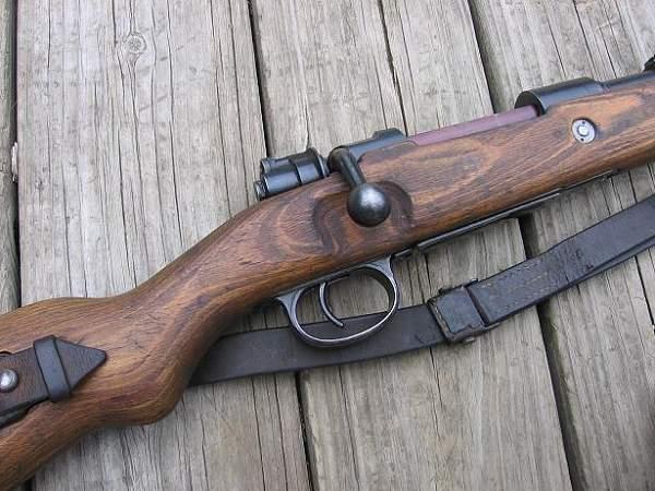 dou.44 K98k rifle