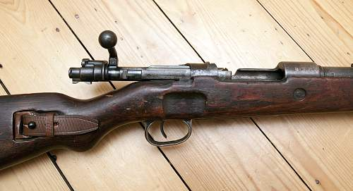 Selling my deactivated Mauser.