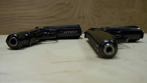 WWII Walther PP's