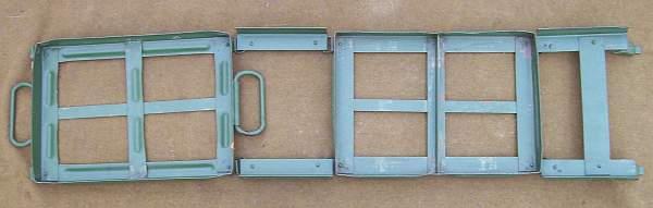 Interesting Metal ammo Box carrier